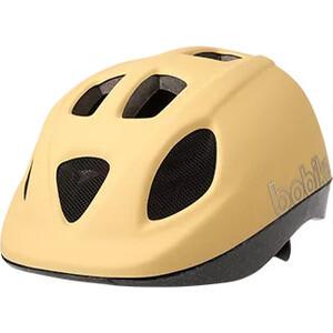 Шлем велосипедный BOBIKE GO, S (52-56 см), детский, цвет Желтый шлем велосипедный bobike go s 52 56 см детский цвет зеленый