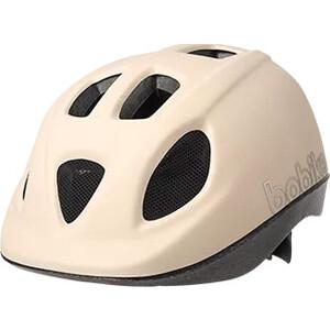 Шлем велосипедный BOBIKE GO, S (52-56 см), детский, цвет Белый шлем велосипедный bobike go s 52 56 см детский цвет зеленый