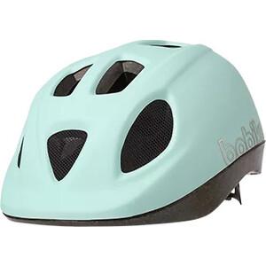 Шлем велосипедный BOBIKE GO, S (52-56 см), детский, цвет Зеленый шлем велосипедный bobike go s 52 56 см детский цвет зеленый