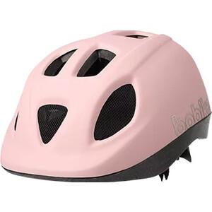 Шлем велосипедный BOBIKE GO, S (52-56 см), детский, цвет Розовый