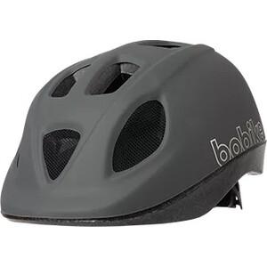 Шлем велосипедный BOBIKE GO, S (52-56 см), детский, цвет Серый шлем велосипедный bobike go s 52 56 см детский цвет зеленый