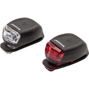 Набор велофонарей Schwinn 11 Lumen Quick Wrap Light Set, 2 шт.