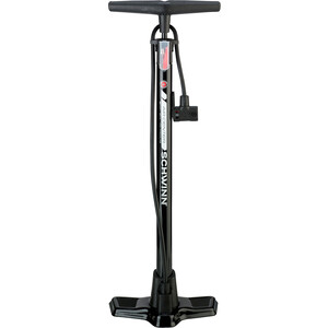 Насос Schwinn Air Center Floor Pump, цвет черный