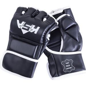 Перчатки для MMA KSA Wasp Black, к/з, S