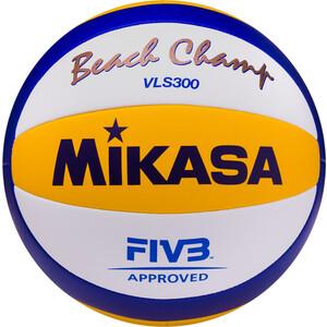 Мяч для пляжного волейбола Mikasa VLS 300 Beach Official 1/36