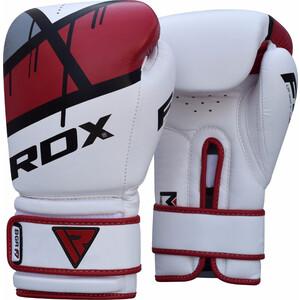 Перчатки боксерские RDX BGR-F7 RED BGR-F7R, 8 oz