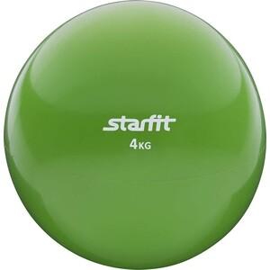 Медбол Starfit GB-703, 4 кг, зеленый 1/4