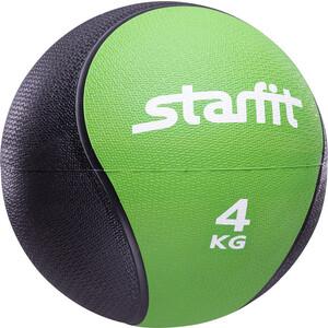 Медбол Starfit Pro GB-702, 4 кг, зеленый 1/4