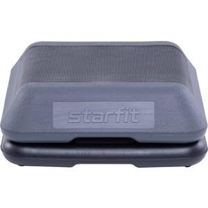 Степ-платформа Starfit SP-401 40 х 30 см, 5-ти уровневая, квадратная, с обрезиненным покрытием