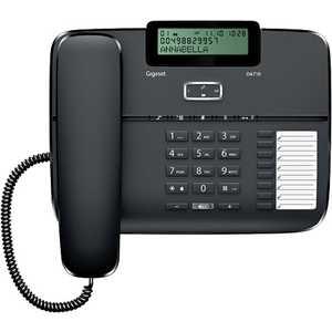 Проводной телефон Gigaset DA710 Black