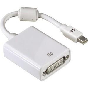Адаптер HAMA 00053248 miniDisplayPort (m) DVI-D (f) 0.1м феррит.кольца