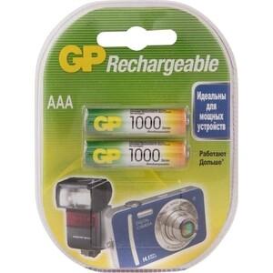 Аккумулятор GP Rechargeable 1000AAAHC AAA NiMH 1000mAh (6шт) блистер