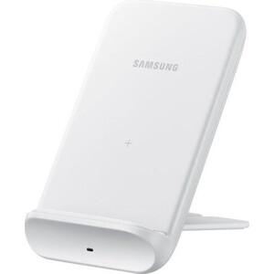 Фото - Беспроводное зарядное устройство Samsung EP-N3300 2A PD универсальное кабель USB Type C белый (EP-N3300TWRGRU) автомобильное зарядное устройство samsung ep l5300 кабель usb type c usb usb type c черное