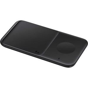 Фото - Беспроводное зарядное устройство Samsung EP-P4300 2A для Samsung кабель USB Type C черный (EP-P4300TBRGRU) автомобильное зарядное устройство samsung ep l5300 кабель usb type c usb usb type c черное