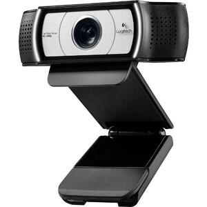 Фото - Веб-камера Logitech HD Webcam C930e черный 3Mpix USB2.0 с микрофоном для ноутбука usb microphone webcam desktop camera desktop usb 12mp hd webcam computer camera for pc laptop