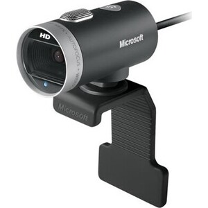 Фото - Веб-камера Microsoft LifeCam Cinema for Business черный 0.9Mpix (1280x720) USB2.0 с микрофоном саундбар jbl cinema sb160 2 1 104вт 116вт черный