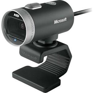 Фото - Веб-камера Microsoft LifeCam Cinema H5D-00015 черный 0.9Mpix (1280x720) USB2.0 с микрофоном для ноутбука саундбар jbl cinema sb160 2 1 104вт 116вт черный