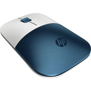 Мышь HP Z3700 blue/white (171D9AA)
