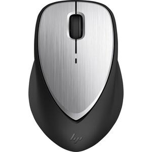Мышь HP Envy Rechargeable black/silver 500 (2LX92AA)