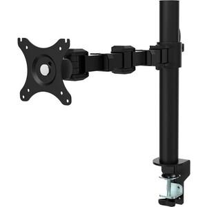 Фото - Кронштейн для мониторов Onkron D121E черный 10-32 макс.8кг настольный поворот и наклон кронштейн для мониторов onkron d121e черный 10 32 макс 8кг настольный поворот и наклон