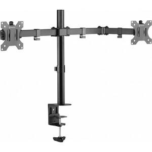 Кронштейн для мониторов Onkron D221E черный 13-32 макс.16кг настольный поворот и наклон