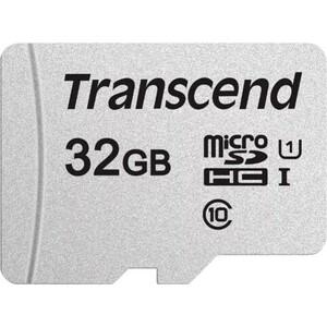 Фото - Карта памяти Transcend microSDHC 32Gb Class10 TS32GUSD300S w/o adapter карта памяти micro securedigital 32gb hc transcend class10 uhs 1 ts32gusd300s a sd адаптер