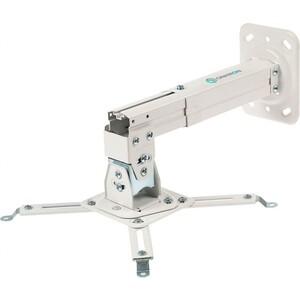 Фото - Кронштейн для проектора Onkron K3A белый макс.10кг настенный и потолочный поворотно-выдвижной и наклонный бра настенный светильник arte lamp domain a9521ap 1ab