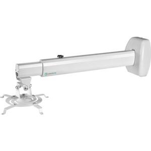Фото - Кронштейн для проектора Onkron K3D белый макс.10кг настенный поворотно-выдвижной и наклонный бра настенный светильник arte lamp domain a9521ap 1ab