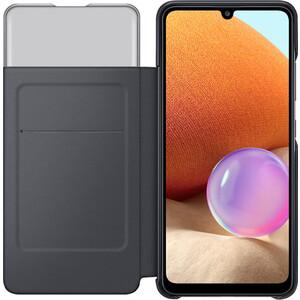 Чехол (флип-кейс) Samsung для Galaxy A32 Smart S View Wallet Cover черный (EF-EA325PBEGRU)