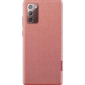 Чехол (клип-кейс) Samsung для Samsung Galaxy Note 20 Kvadrat Cover красный (EF-XN980FREGRU)