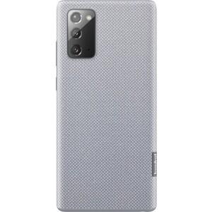 Чехол (клип-кейс) Samsung для Samsung Galaxy Note 20 Kvadrat Cover серый (EF-XN980FJEGRU)