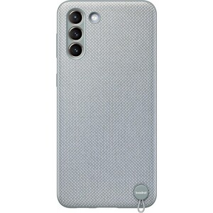 Чехол (клип-кейс) Samsung для Galaxy S21+ Kvadrat Cover светло-серый (EF-XG996FJEGRU)