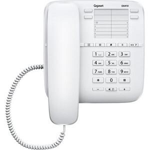 Проводной телефон Gigaset DA310 RUS белый