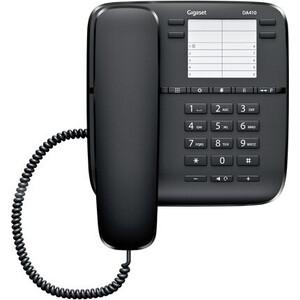 Проводной телефон Gigaset DA410 RUS черный
