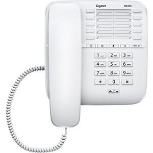 Проводной телефон Gigaset DA510 RUS белый