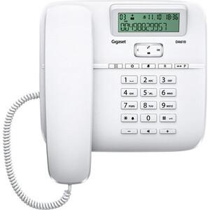 Проводной телефон Gigaset DA611 белый