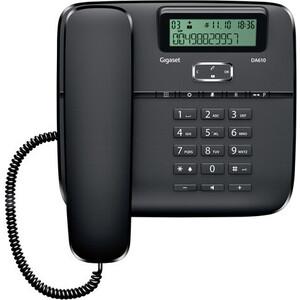 Проводной телефон Gigaset DA611 черный
