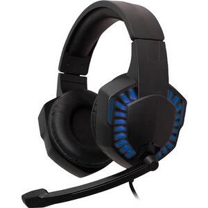 Игровая гарнитура Ritmix RH-562M Gaming Blue наушники ritmix rh 566m gaming