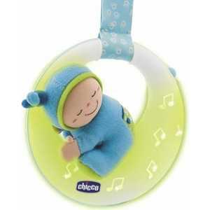 Игрушка-подвеска Chicco для кроватки Спокойной ночиголубая (24262) чикко подвеска луна спокойной ночи мальчик
