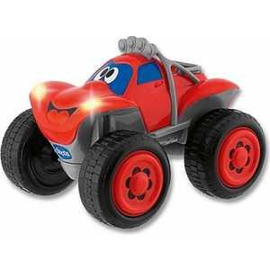 Chicco Машинка Билли-большие колеса красная (617592)