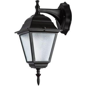 Уличный настенный светильник Artelamp A1012AL-1BK цена