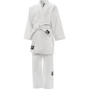 Кимоно для дзюдо GREEN HILL JSST-10572, белый, р.4/170