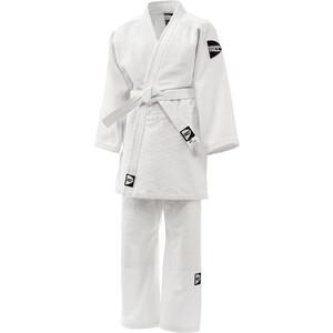 Кимоно для дзюдо GREEN HILL JSTT-10761, белый, р.2/150