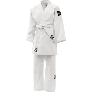 Кимоно для дзюдо GREEN HILL JSTT-10761, белый, р.3/160