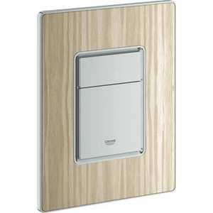 Кнопка смыва Grohe Skate Cosmopolitan деревянная поверхность ясень (38849HV0)