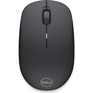 Мышь беспроводная Dell WM126 Wireless Mouse (Kit) Black