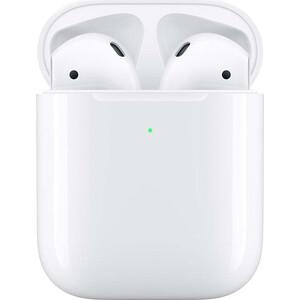 наушники Apple AirPods with Wireless Charging Case (MRXJ2RU/A)