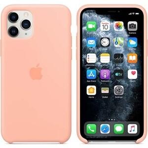 Чехол Apple iPhone 11 Pro Silicone Case, Grapefruit (MY1E2ZM/A)