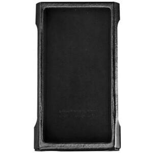 royce leather 604 black 6 deluxe double eyeglass case black Чехол для плеера Shanling M8 Leather Case black