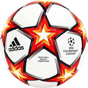 Мяч футбольный Adidas UCL Competition PS GU0209, р.4, 32 панели, ПУ, термосшивка, мультиколор